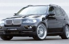 New BMW X5 with 400HP Hamann package