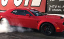 New Dodge Demon taken to a drag strip in California