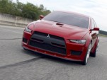 New Evo X concept earmarked for Detroit Show