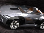 New Fiat concept designed by Bertone