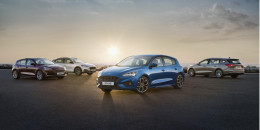 New Ford Focus revealed, coming to US in 2019 via China and Europe