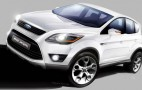 New Kuga will be Ford's first hybrid in Europe