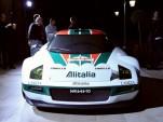 New Stratos in classic Alitalia livery