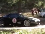 New Stratos on course at the Rallye Isla Mallorca