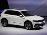 New Volkswagen Tiguan (European-spec), 2015 Frankfurt Auto Show