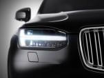 Teaser for new Volvo XC90