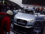 New York Times Photographer Eyes Audi A6