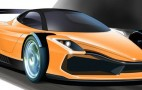 New Zealand's Hulme Updates Design For F1 Supercar
