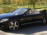 Newport Convertible Engineering Mercedes Benz CL Cabrio