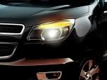Next-gen Chevrolet Colorado teaser