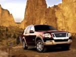 Next-generation Ford Explorer to be based on car platform