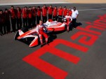 Nick Heidfeld with Mahindra Racing M4Electro
