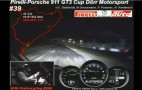 A Night Lap Of The Nürburgring In A Porsche 911 GT3 Cup: Video