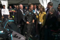 Nico Rosberg drives the Formula E Gen2 race car
