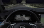 Night vision system coming to Volkswagen cars
