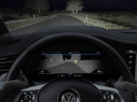 Night vision assist in 2018 Volkswagen Touareg