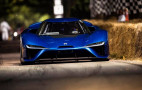 Nio EP9 sets fastest time for street-legal cars at Goodwood Festival of Speed