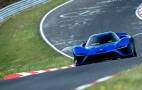 Nio EP9 sets street-legal Nürburgring record with 6:45.9 blast
