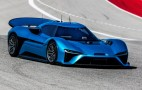 Nio EP9 hits 160 mph while lapping COTA in self-driving mode