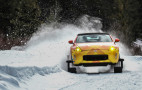 Nissan 370Zki is a mean winter-enthusiast machine