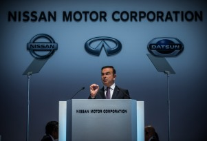 Nissan Leaf With 250-Mile Range: Ghosn Shows R&D Car, Video At Annual Meeting