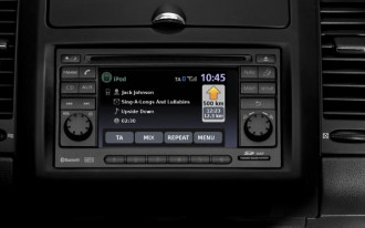 Nissan Connect Sounds Like Ford's SYNC