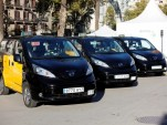 Fuel-cell range extender for Nissan e-NV200 electric taxis announced by Symbio