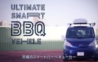Nissan 'Ultimate Smart BBQ' Electric Van: Feast Your Eyes, Feed Your Body
