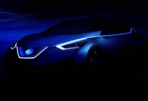 Nissan's Tokyo Autonomous Concept: Next Leaf Electric Car--Or Not?