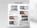 Nissan Global iPad App