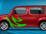 Nissan Graphics Cube