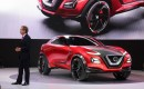 Nissan Gripz concept, 2015 Frankfurt Auto Show