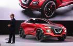 Nissan Gripz concept debuts at 2015 Frankfurt Auto Show