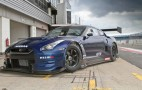 2012 Nissan GT-R GT3 Race Car Makes Debut