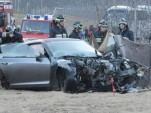 Nissan GT-R involved in fatal crash in Germany