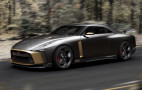 How the Nissan GT-R50 by Italdesign came to life