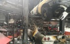 Nissan GT-R hoard destroyed in specialty shop fire