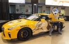 Nissan creates 'Predzilla' GT-R for Nashville Predators, proceeds going to charity