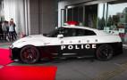 Speeders beware: Nissan GT-R patrol car joins Japanese police force