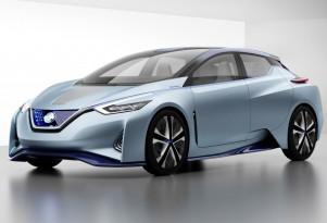 Nissan IDS Concept: Autonomous Electric Car At Tokyo Motor Show