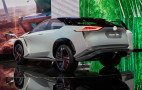 Nissan IMx is a self-driving electric SUV concept