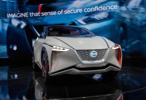 Nissan IMx concept, 2017 Tokyo Motor Show
