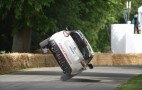 Nissan Juke NISMO RS Used To Set Two-Wheel Record at Goodwood: Video