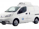 Nissan e-NV200 Fridge Concept: electric refrigerated van at Tokyo Motor Show