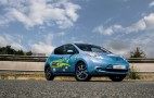 Nissan Leaf 48-kWh prototype built to compete in Spanish race series (video)