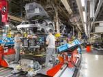 50,000th Nissan Leaf electric car built in U.K. plant