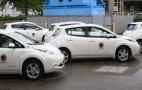 Electric Police Cars? Seattle Uses Nissan Leafs For Traffic Enforcement