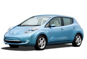 2011 Nissan LEAF  Specs