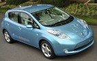 Nissan lifts the covers off Leaf electric car