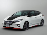 Sportier Nissan Leaf Nismo Concept for Tokyo show; powertrain upgrades unclear